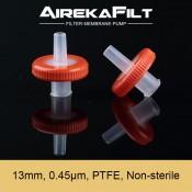 Jun 13mm 0.45um Syringe Filters (6)